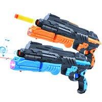 Infrared Light Toy Gun Water Bullet Soft Bullet Night Game For Boys Arma De Brinquedo Safe