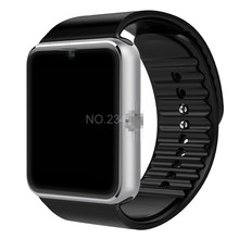 Smart Watch GT08 Plus Clock Bluetooth Connectivity Android Phone Sync Notifier Support Sim TF Card MP3 Metal Watch Smartwatch