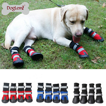 Buy  now Boots Dog Warm Paw Protector In Winter  online