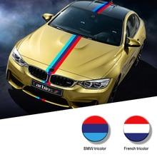 Car Accessories Racing Stripe Sticker Modeling Motorcycle for BMW E46 E90 E60 E39 F30 E36 F10 E53  E38 E34
