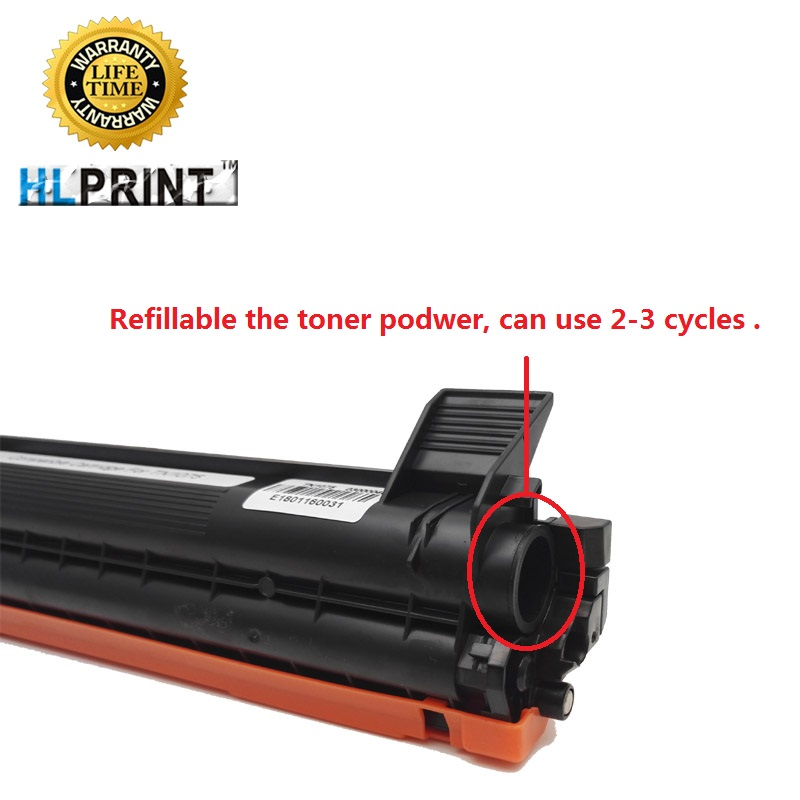 Image 5 - TN1075 Toner Cartridge Compatible brother HL 1110 1110R 1112 1112R DCP 1510 1510R 1512R 1512 MFC 1810 1810R 1815R 1815 printer-in Toner Cartridges from Computer & Office