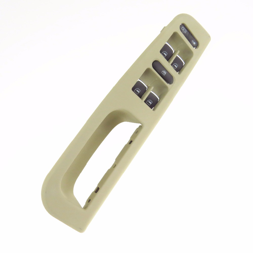 Hongge beige hebilla lado interior de la puerta enmarcar interruptor ...