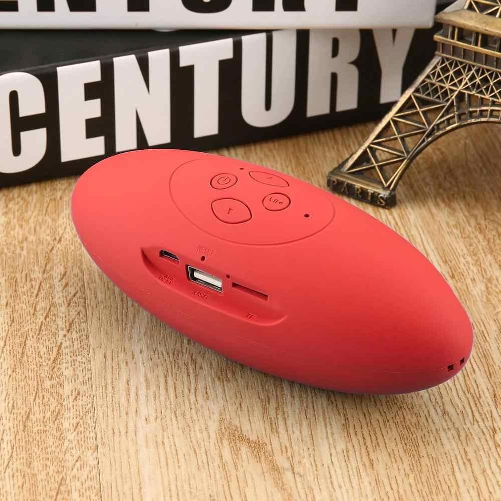 ワイヤレス Bluetooth スピーカーポータブル 3D サウンドシステムステレオ音楽スピーカーミニ TF スーパー低音列音響システム周囲
