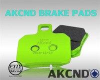Motorcycle spare parts 84mm Brake Caliper Brake skin Mwtal brake skin For AKCND D3/D4 ADL 21 ADL 17 84mm brake caliper