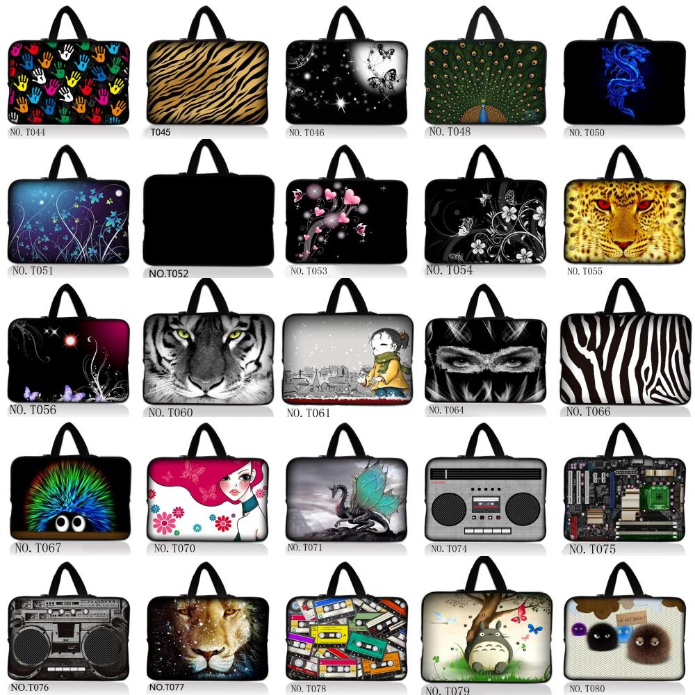 100 Styles Laptop Sleeve Case Bag w. Handle For 13 13.3 Apple Macbook Pro /Air