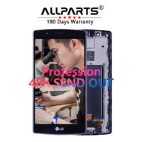 Tested Warranty 5 5 Inch Black 2560x1440 TFT Display For LG G4 H815 LCD With Touch
