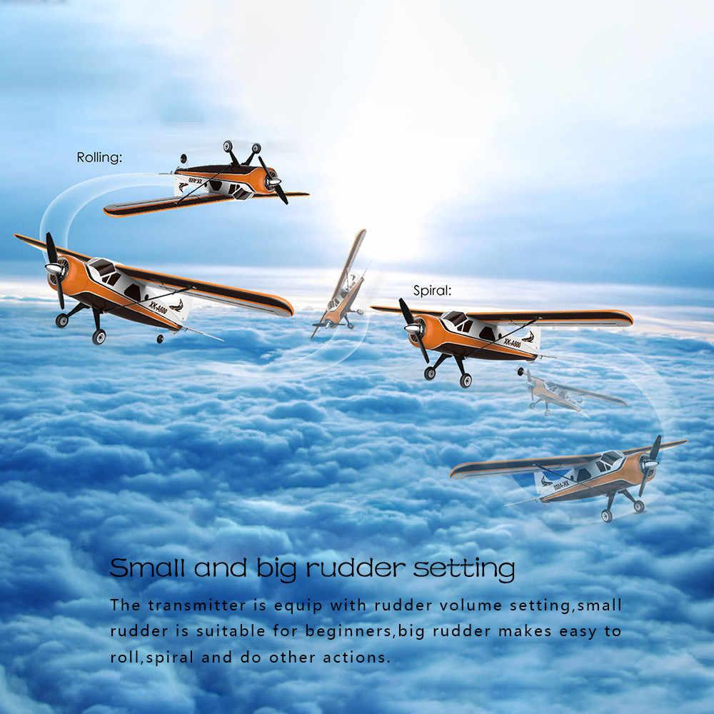 2019 Новый RC Самолет RTF 2,4G бесщеточный двигатель 3D/6G пульт дистанционного управления Самолет совместимая Futaba S-FHSS самолет с ДУ планер