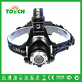 Cree xm-l T6 Waterproof Headlamp  Zoomable led mining light  Portable Headlight with 18650 Battery for Camping Hunting
