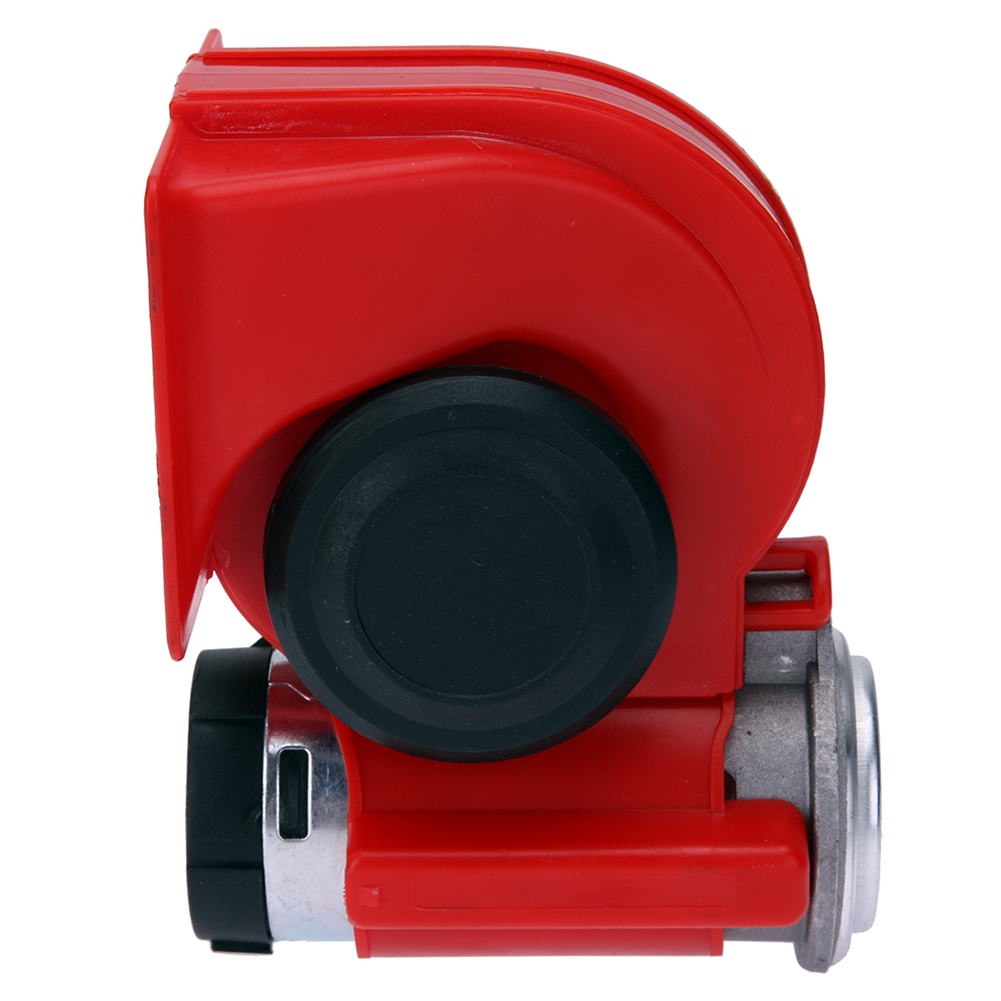 12V 125DB Αυτοκίνητο Μοτοσικλέτα Φορτηγό Horn Compact Electric Pump Air Loud Horn Vehicle Siren Motorcycle Car Truck Modification Parts