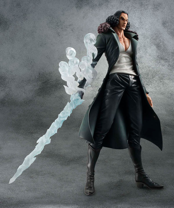 2 Year Later Frozen Fruit Aokiji Kuzan Kohza One Piece Marine Navy 28 CM PVC Action Figure Doll Toys pop one piece sabo with devil fruit pvc action figure toys collective doll 10 25cm free shipping