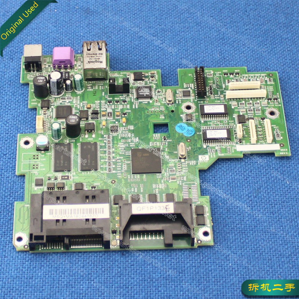 Formatter Board for HP PhotoSmart 8450 8450V 8450XI Printer Part Used q3969 60002 printer mother board for hp 1022n printer part formatter board quality assured in china supplier page 5