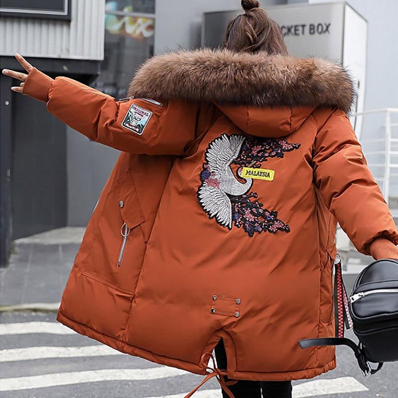 2ffbf321068a Chaqueta-de-invierno-de-las-mujeres-largas-2018-nueva-moda -Chaqueta-de-algod-n-con-capucha.jpg