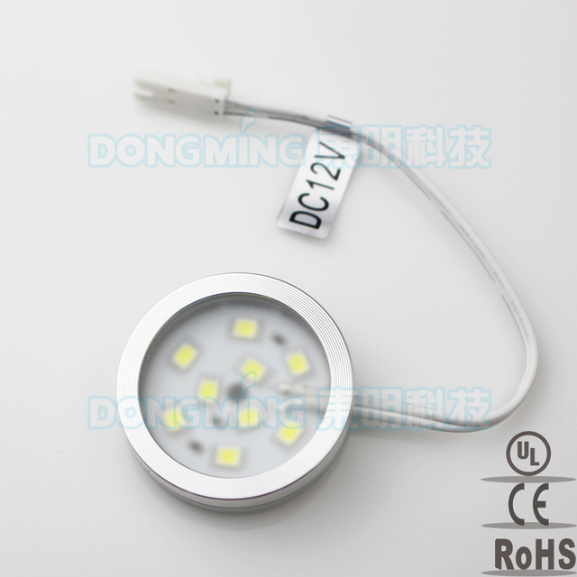 Led Spotlight 12v 1w Kitchen Under Cabinet For Home Decor Down Spot Light Lamp Surface Mount