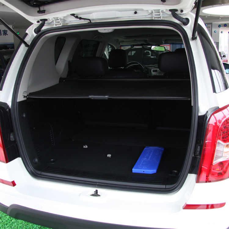Black Beige Color Rear Trunk Security Shield Retractable Cargo