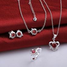 IS781-A 2014 bulk sale cheap bridal party jewelry sets