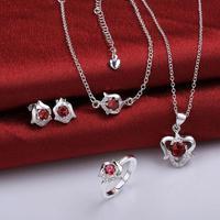 IS781 A 2014 Bulk Sale Cheap Bridal Party Jewelry Sets