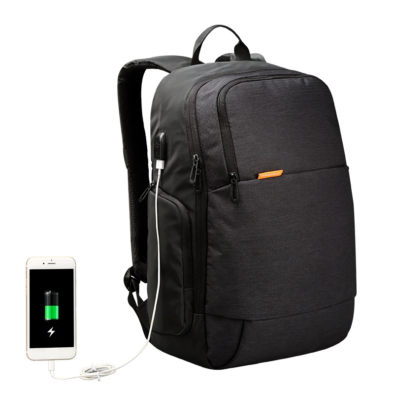 Multi functional Laptop Backpack External USB Charge Computer Backpacks Daily Life Travel Waterproof  Casual Bags for Men Women