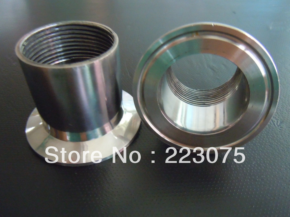 Free shipping quot dn ss stainless steel sanitary