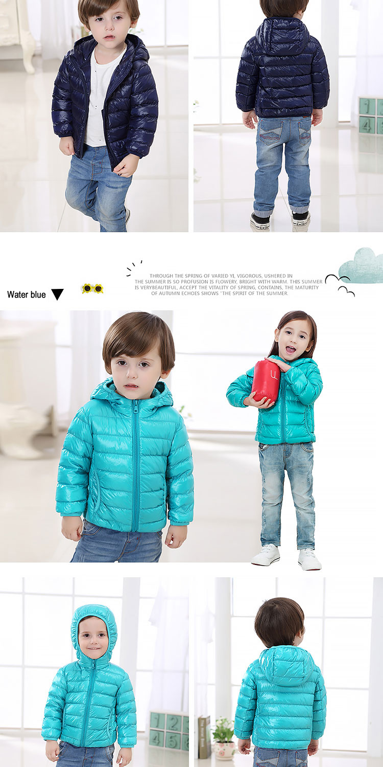 HTB1tdA8Fr1YBuNjSszhq6AUsFXaW - Children Down Jackets New 90% White Duck Down Hooded Kids Winter Jackets for Boys Girls Ultra Light Portable Winter Coat