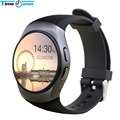 New Waterproof Smart Watch Smartwatch Pulsometer Wearable Devices Anti-Lost Support TF SIM for IOS Android Smartphone