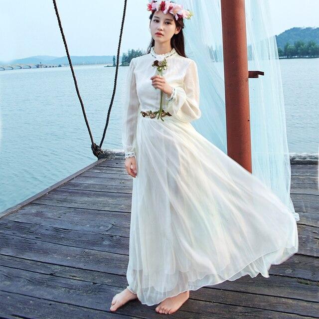 Free Shipping Big Swing Retro Elegant Dress 2017 New Autumn Spring ...