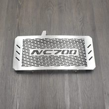 цена на Motorcycle Accessories Radiator Guard Protector Grille Grill Cover For HONDA NC700 NC 700 S/X NC700S NC700X 2012-2016