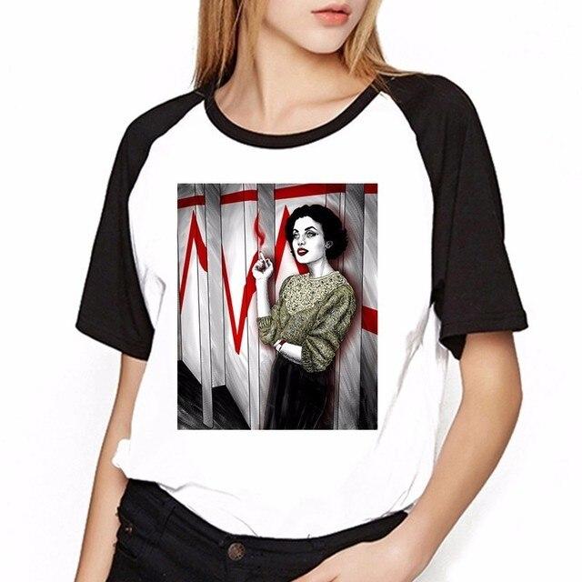Twin Peaks T Shirt Women...
