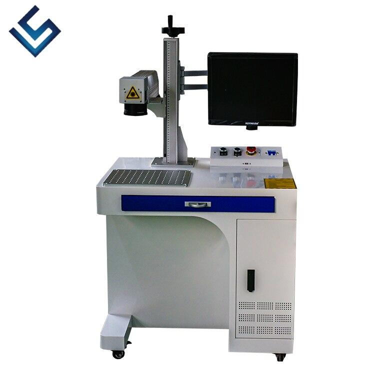 Name Plate Marking Machine Metal Engraving Marking Machine For Aluminum