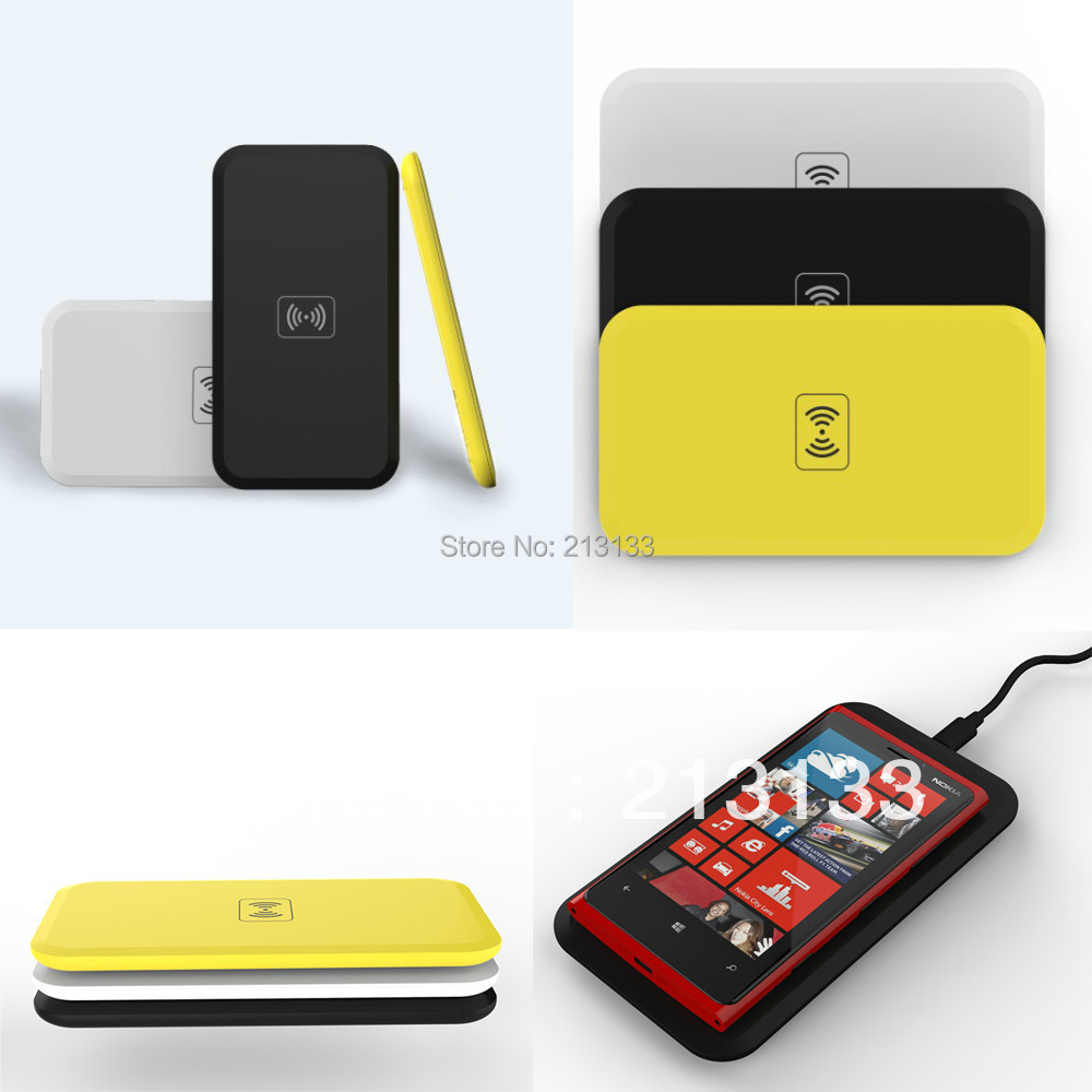 Qi Standard Wireless Charging Pad Plate Wireless Charger