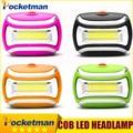 Cob Led Headlamp Headlight 3 Mode Waterproof 700lm Led Flashlight Outdoors Headlamp Head Light Lamp Torch Lanterna With Headband