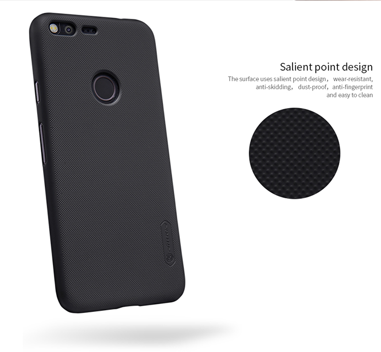 For Google Pixel Super Frosted Shield Shockproof Ultra-Thin Hard Back Cover Case For Google Pixel Nilkin Phone Case