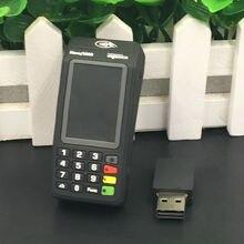 WINBOB USB Flash drive 64 GB POS terminal point de vente Clé usb cadeau Pen Drive Vraie capacité USB Bâton Jouet de Dessin Animé Lecteur Flash