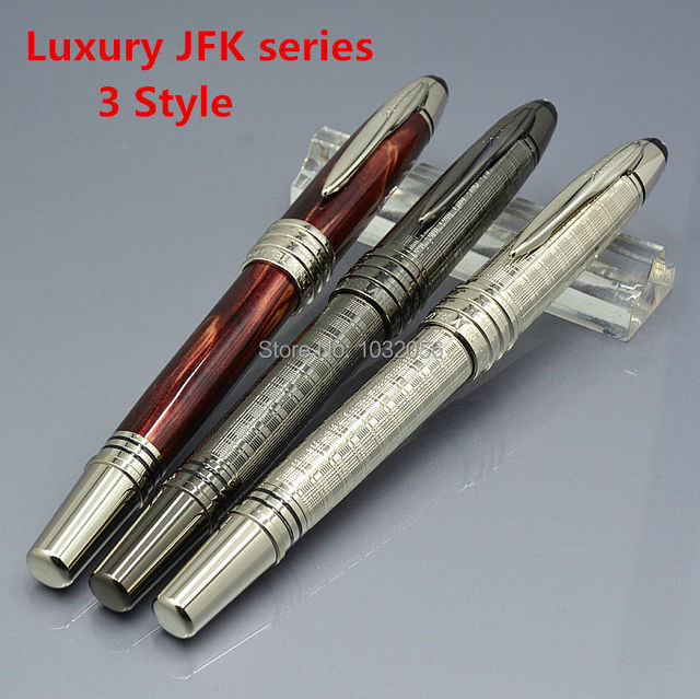 Good Great Characters JOHN F. KENNEDY Special Edition Monte JFK Clip Roller Ball  Pen School Office