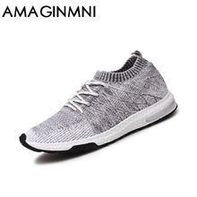 New Breathable Mesh Summer Men Casual Shoes Slip On Male Fashion Footwear Slipon Walking Unisex Couples Shoes Mens