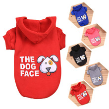 Fashion Cartoon Pet Hundeklæder Spring Hoodies til Hunde Coat Jacket Tøj Kostume Til Small Medium Puppy Cat S-XXL 40