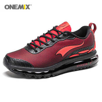 ONEMIX Max Man Running Shoes For Men Nice Trends Run Breathable Mesh Sport Shoes for Men Jogging Shoes Outdoor Walking Sneakers - DISCOUNT ITEM  48% OFF Sports & Entertainment