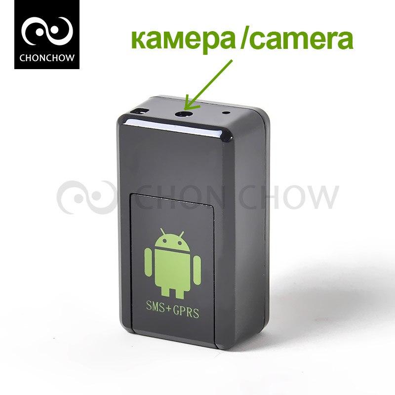 Free shipping Mini GSM Tracker Free Platform with font b Camera b font MMS Locator GSM