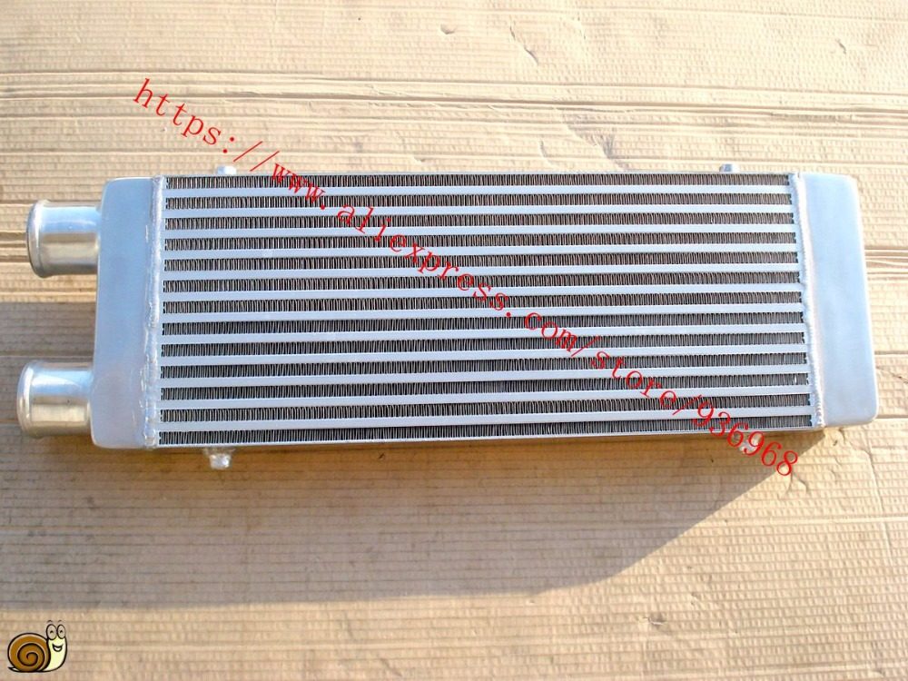 Intercooler Core size 550mmx230mmx65mm-2.5in/outlet Universal type Front Mount bar&plate Intercooler from AAA Turbocharger Parts epman universal aluminum water to air liquid racing intercooler core 250 x 220 x 115mm inlet outlet 3 ep sl5046c
