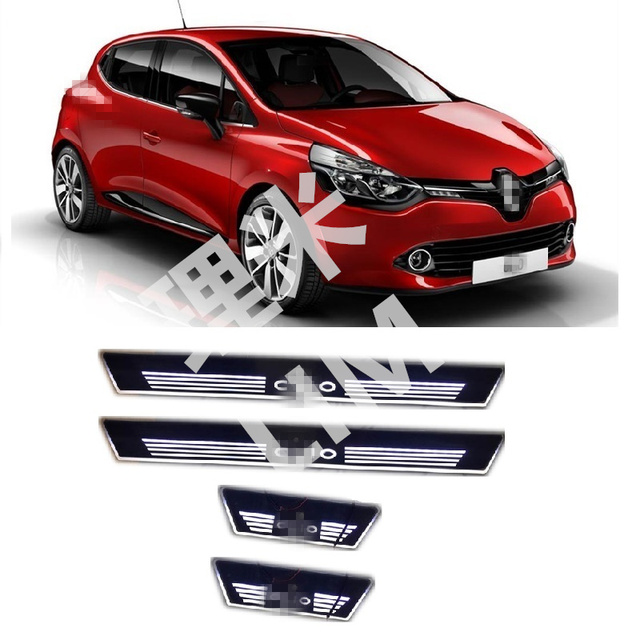 buy suitable for renault clio iv clio 4 year 2014 2015 2016 led moving light. Black Bedroom Furniture Sets. Home Design Ideas