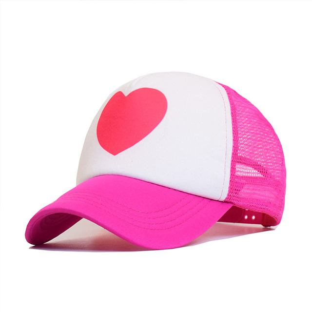 Summer Hat Men Cute Pink...