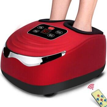 LK-8809 Rose Red Foot Machine Pedicure Instrument Foot Massager stinger lk 3250bfl