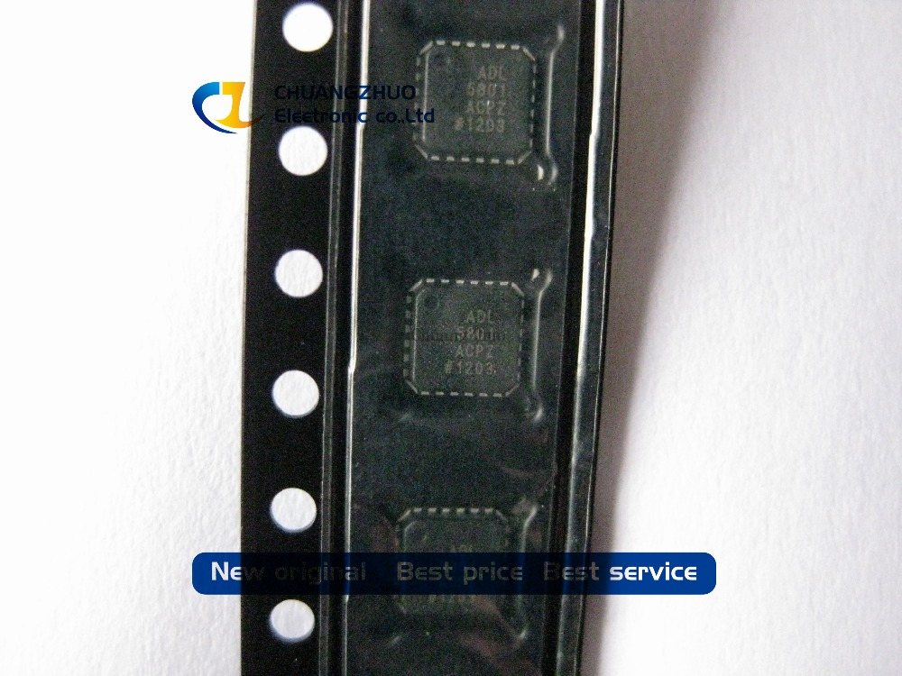 New Original ADL5801ACPZ-R7 ADL5801ACPZ APL5801  LFCSP-24