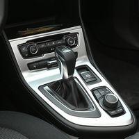 1pcs Car Center Console Gear Shift Frame Cover Trim For BMW 2 Serie Gran Tourer F46 Car decoration