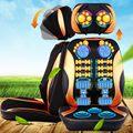 RU Envío Libre de todo el cuerpo silla de masaje cojín multifuncional almohada cuello espalda almohadilla de masaje hogar cojín