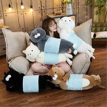 Creative Cute Cats Plush Toys Stuffed Animal Doll Toy Pillow Children Girlfriend Birthday Gifts