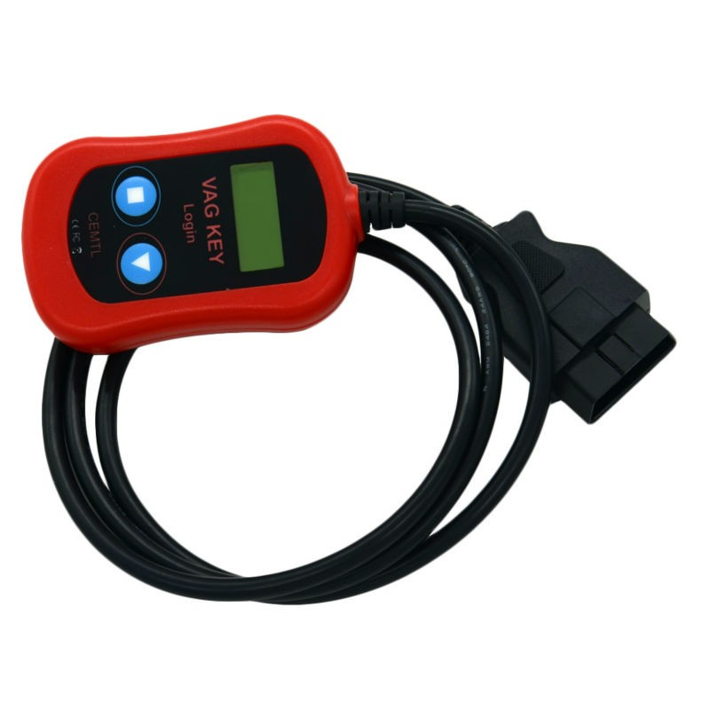 2017 New VAG Key Login Easy to use work by obd2 ,for audi vw pin code reader VAG PIN Code Reader / Key Programmer 2 in 1 тарелка опорная bosch 2 608 601 053 page 9