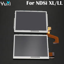 Верхняя верхняя и нижняя часть ЖК дисплея yuxi запасная для