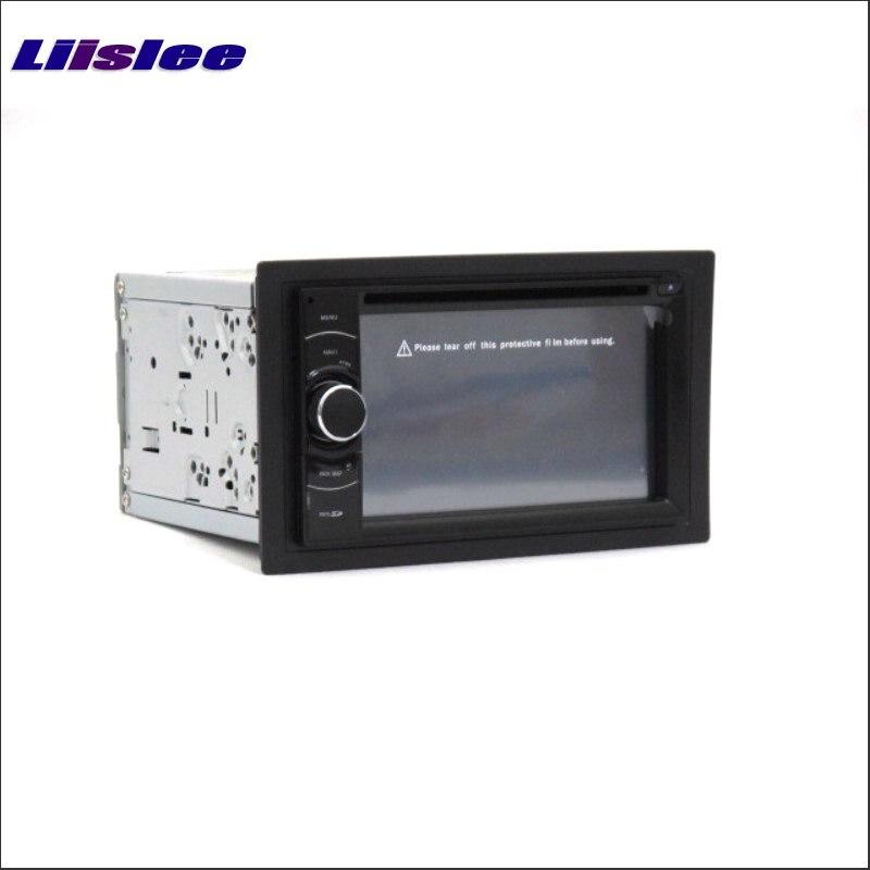 Liislee For Honda Pilot 2003~2008 GPS NAVI Navigation DVD Player Radio Stereo TV BT iPod 3G WIFI 1080P S100 Multimedia System