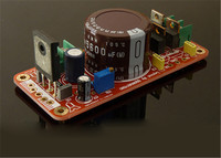 WZ 12 LT1083CP LM317 LT1086 Precision Large Current Adjustable Regulated Power Supply PCB Finished Product
