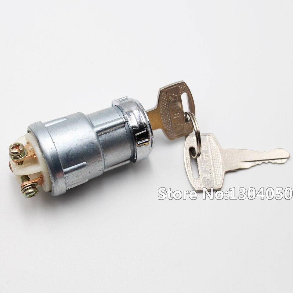 Eatbuy Interruptor de solenoide de Arranque Startergo Kart Motor el/éctrico go Kart rel/é SRB325 76766 4ST 12V para Coches cl/ásicos